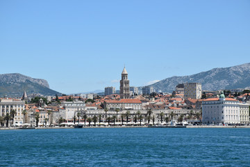 Yacht charter in Croatia - home port Split