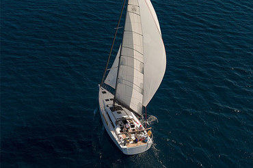 Sailboat Dufour 460 (3 cabins) - Charter Split