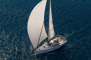 Sailboat Dufour 460 (4 cabins) - Charter Split
