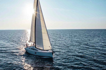 Sailboat Elan 40.1 Impression - Charter Split