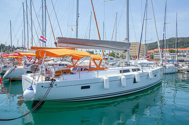 Sailboat Hanse 455 - Charter Split