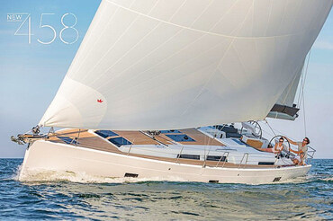 Sailboat Hanse 458 - Charter Split