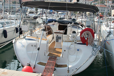 Bavaria 46 Cruiser - Split Croatia sailing