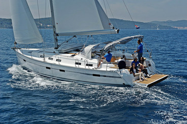 Bavaria 50 Cruiser - Sailing Boat Charter in Croatia