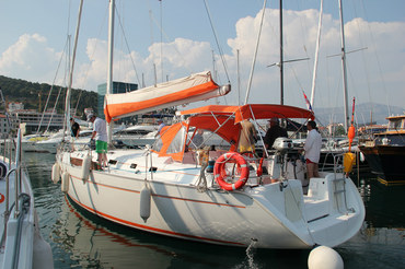 Beneteau Cyclades 50.5 - Split Croatia sailing