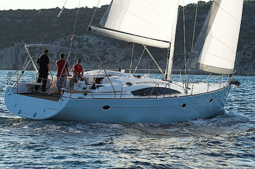 Elan 514 Impression - Split Croatia sailing