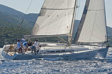 5 x Beneteau First 45 (2013.) - Charter Split