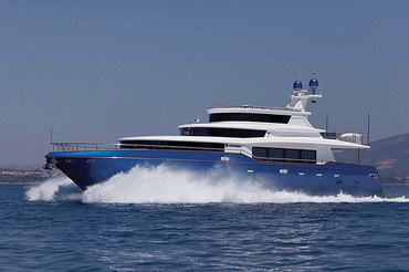 Johnson 87 - Croatia yacht rental
